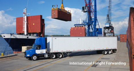 International Frieght Forwarding